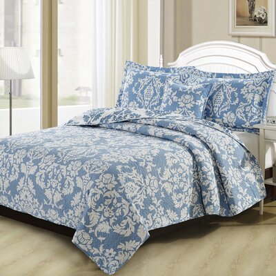 Quilt Set DaDa Bedding Size: King