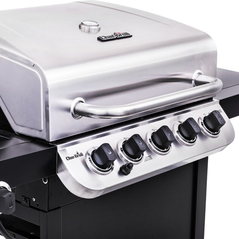 Charbroil Performance Series 5 Burner Propane Gas Grill Reviews