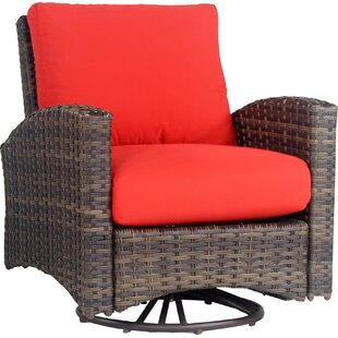 Allerone Patio Chair with Cushion