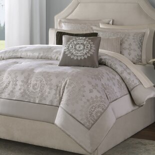 Botsford 12 Piece Reversible Comforter Set