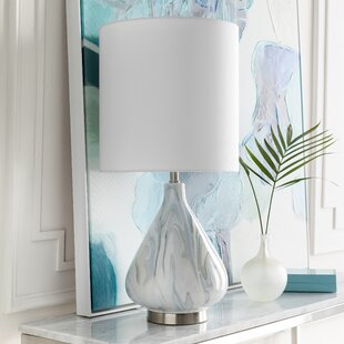 Reviews Clauson 29.15 Table Lamp By Highland Dunes