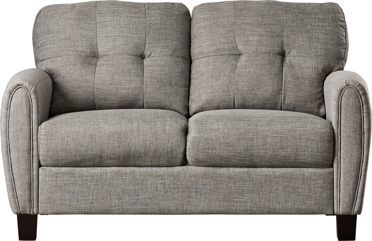 Derry Upholstered Loveseat