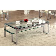 Arnav 2 Piece Coffee Table Set by Wade Logan