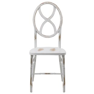 Reyna Solid Wood Dining Chair by Mistana Top Reviews