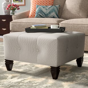 Hobson Tufted Cocktail Ottoman