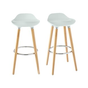 Online Reviews Colne Low Back 29 Bar Stool (Set of 2) by Ebern Designs Reviews (2019) & Buyer's Guide