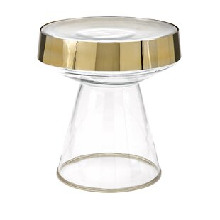 Best Price Rosner Glass Tray Table by Mercer41