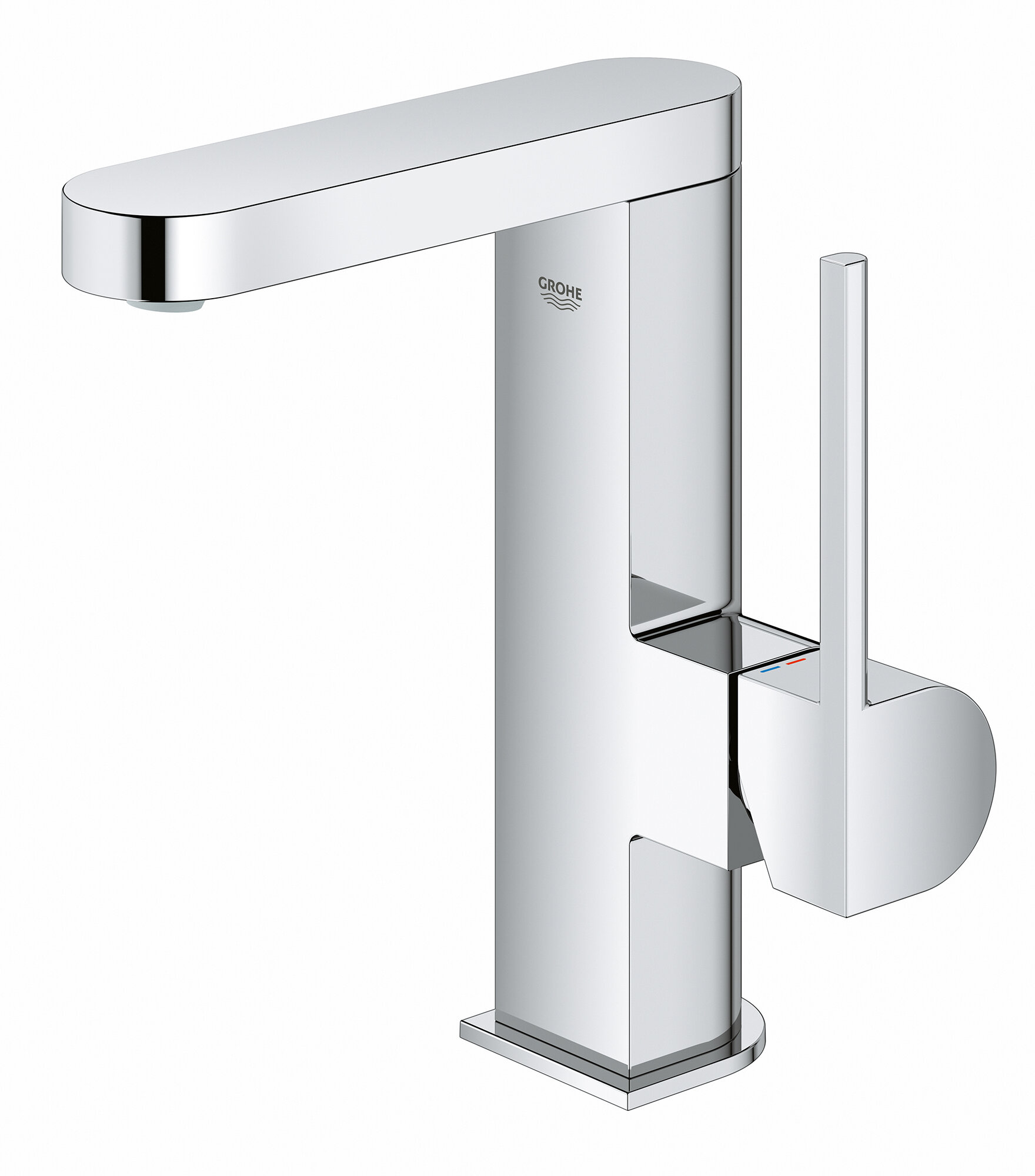 Plus Single Hole Bathroom Faucet with Drain Assembly
