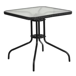 Melrose Steel Bistro Table