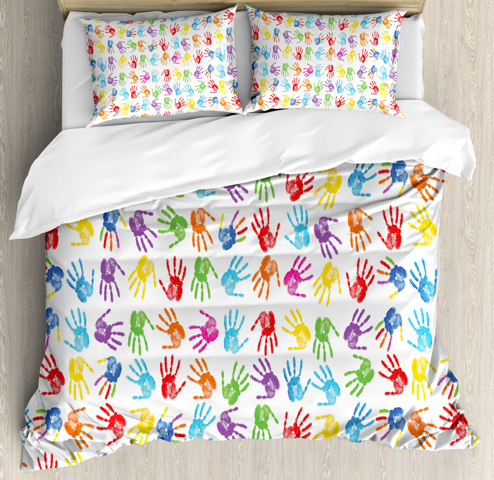 pillow christian and duvet floral shams bloom watercolor siriano pin comforter