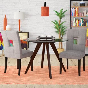Zarina Upholstered Dining Chair (Set of 2)
