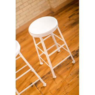 Lavardin Metal Seat Industrial/Shop Stool