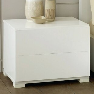 stunning white lacquer nightstand furniture. Sommerset Contemporary 2 Drawer Nightstand Stunning White Lacquer Furniture