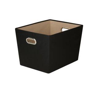 Charming Oconnell Canvas Storage Bin