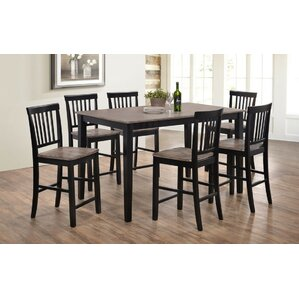 Stafford 7 Piece Dining Set by Union R..