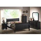 Priscilla Sleigh Configurable Bedroom Set by Alcott Hill®