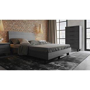 Soleil Platform Bed