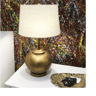 Best Hammered Resin 29 Table Lamp By Wildon Home ®