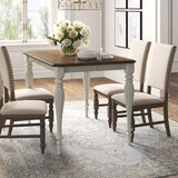 Cambrai Gathering Extendable Dining Table by Kelly Clarkson Home