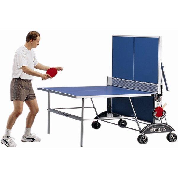 Superior Kettler Top Star XL Weatherproof Table Tennis Table U0026 Reviews | Wayfair