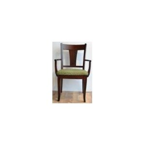 Eastport Solid Wood Dining Chair by Conrad Grebel