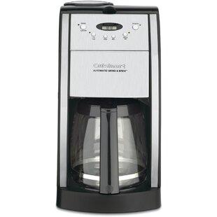 12 Cup Grind Brew Coffee Maker