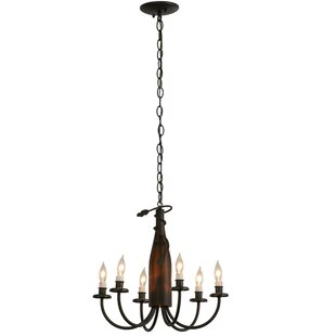 Milk bottle chandelier wayfair tuscan vineyard frosted wine bottle 6 light candle style chandelier aloadofball Gallery