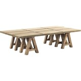 Doux Coffee Table by Zentique