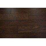 "Monaco Hickory 3/8"" Thick x 5"" Wide x Varying Length Engineered Hardwood Flooring"