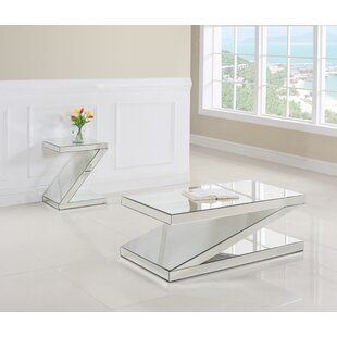 Tuan 2 Piece Coffee Table Set