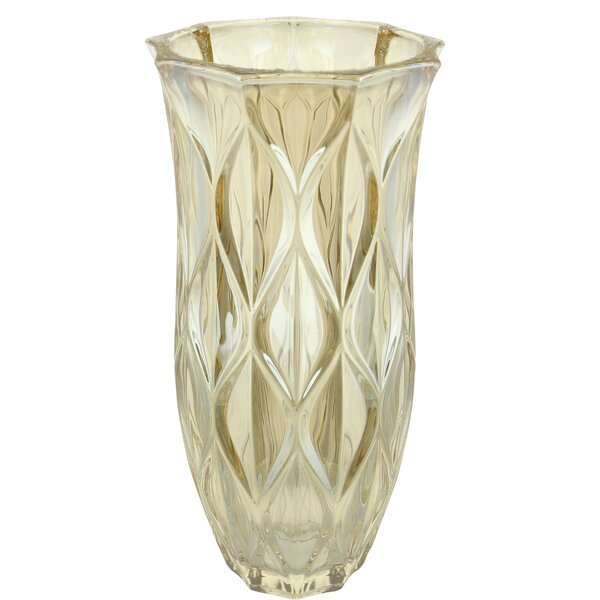 Glass Vase With Flowers Wayfair