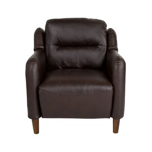 Kyng Upholstered Bustle Back Arm Chair