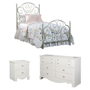 Gabriella Panel Configurable Bedroom Set