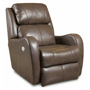 Siri Leather Recliner