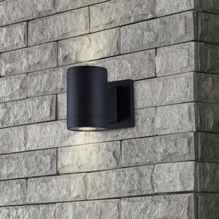 Skiatook Modern LED Outdoor Sconce