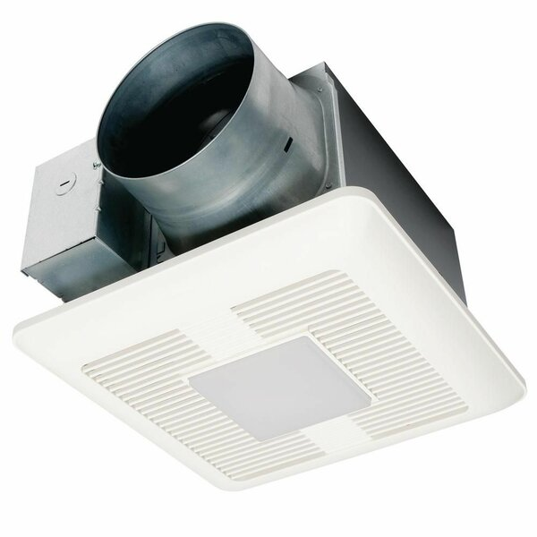 Panasonic Exhaust 150 CFM Energy Star Bathroom Fan with ...