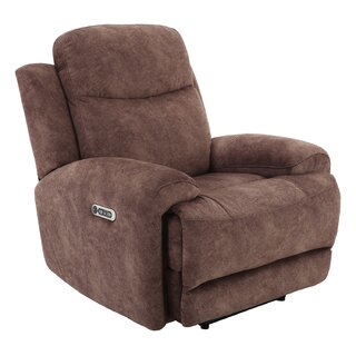 Albus Power Wall Hugger Recliner by Winston Porter SKU:BB455261 Purchase