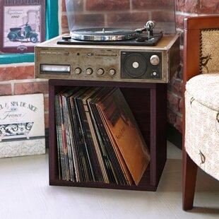 Andrade Box Cube Unit Bookcase Wrought Studio