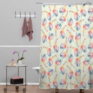 Jacqueline Maldonado Single Shower Curtain