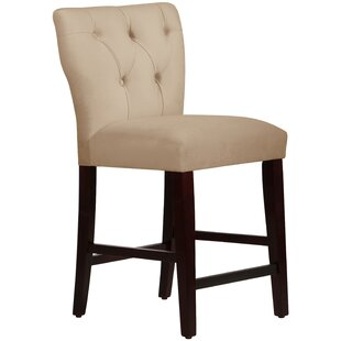 Evelina 26 Bar Stool Wayfair Custom Upholstery™