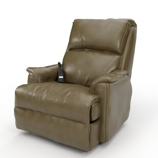 Hazleburst Power Lift Assist Recliner by Maxwell Thomas Sale