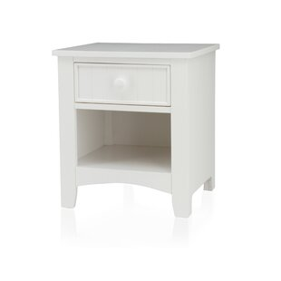 Bedford 1 Drawer Nightstand by Hokku Designs