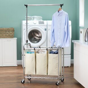 Check Prices 3 Bag Laundry Center ByHousehold Essentials