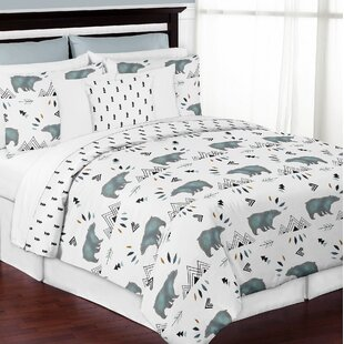 Bear Mountain Comforter Set