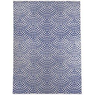 Blue Polka Dots Area Rugs You Ll Love In 2021 Wayfair