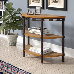 Hinsdale Industrial Console Table
