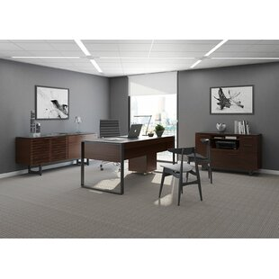 Corridor Office Writing Desk by BDI Looking for