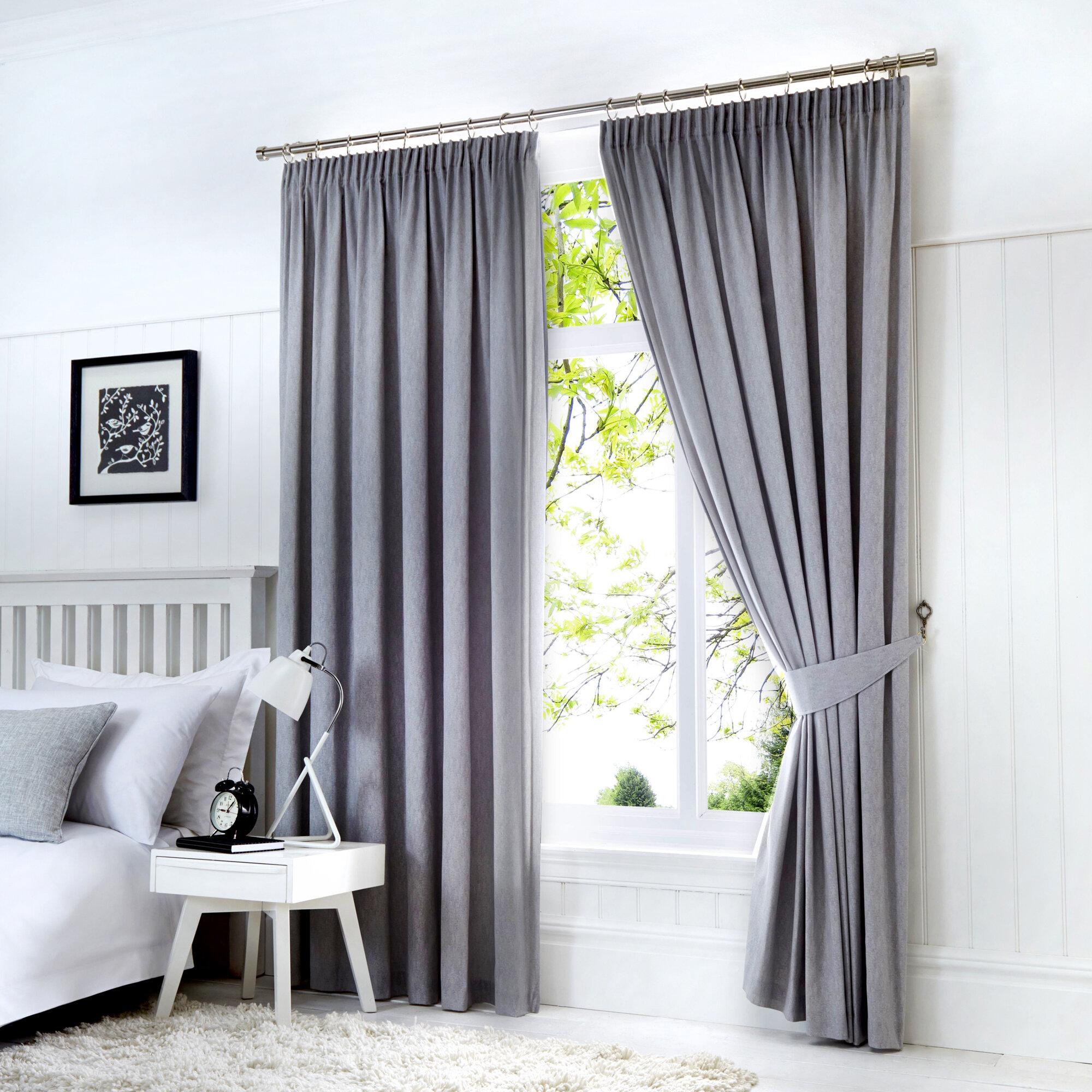 Bedroom Curtains Curtains You Ll Love Wayfair Co Uk