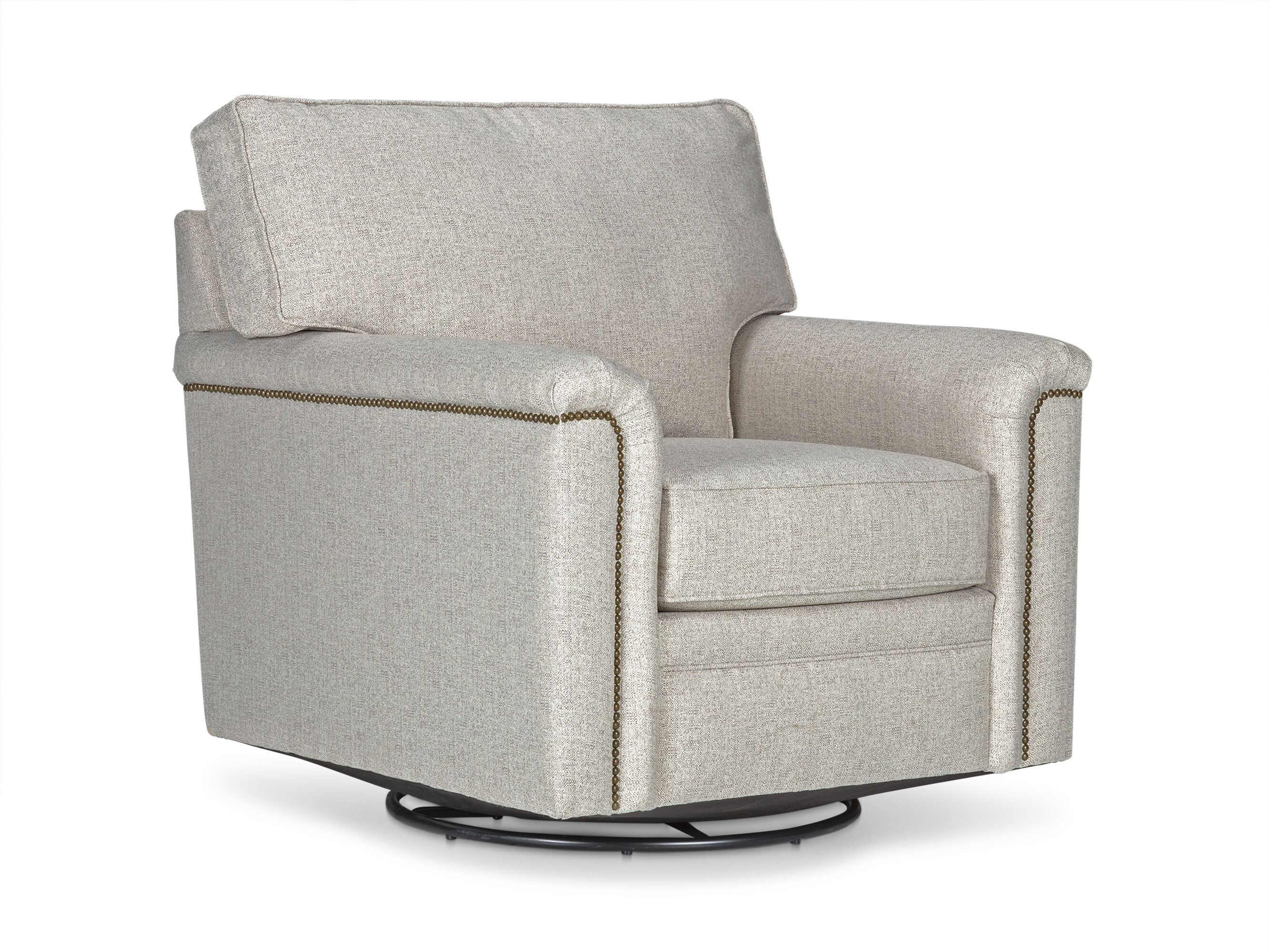 grant swivel armchair