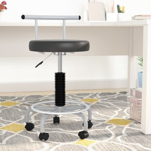 Dash Height Adjustable Stool by Latitude Run Great Reviews